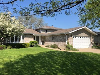 Mokena Single Family Home For Sale: 19900 Scarth Lane