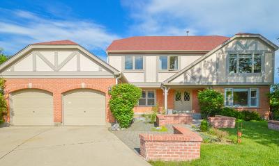 Buffalo Grove Single Family Home Price Change: 2906 Scottish Pine Court