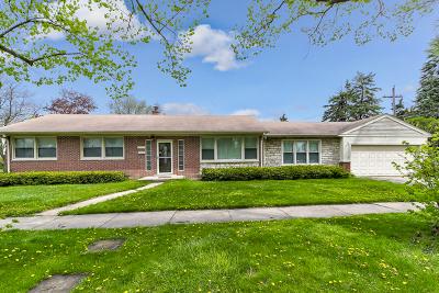 Morton Grove Single Family Home New: 9001 Luna Avenue