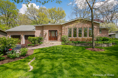 Lisle Single Family Home For Sale: 5509 Riverview Drive