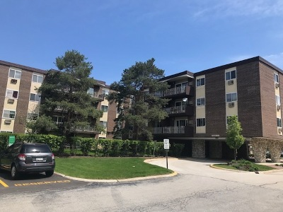 Lombard Condo/Townhouse For Sale: 1321 South Finley Road #402