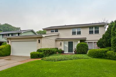 Wilmette Single Family Home New: 3216 Temple Lane