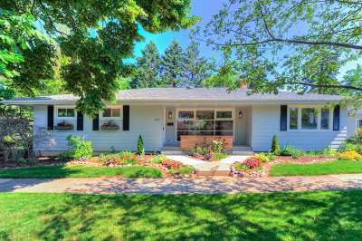 Lombard Single Family Home For Sale: 200 East View Street