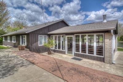 Single Family Home For Sale: 18320 Kickapoo Lane