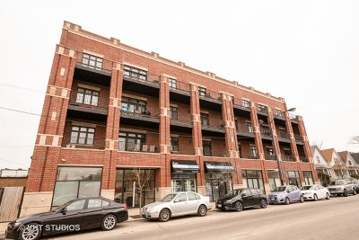 Condo/Townhouse For Sale: 4141 North Kedzie Avenue #204