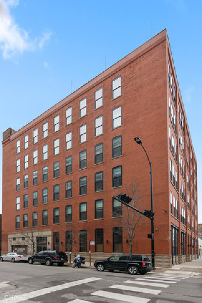 Chicago Condo/Townhouse New: 1101 West Lake Street #3B