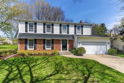 Hoffman Estates Single Family Home For Sale: 4350 Haman Court