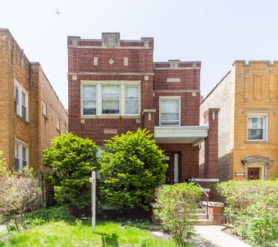 Multi Family Home For Sale: 5742 North Artesian Avenue
