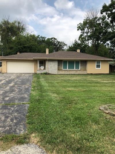 Lemont Single Family Home Contingent: 11948 Walker Road