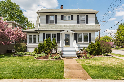 La Grange Single Family Home For Sale: 156 North Brainard Avenue