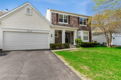 Grayslake Single Family Home For Sale: 276 Carters Grove Court