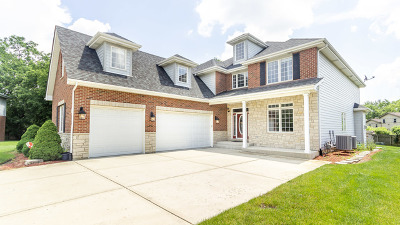 Darien Single Family Home For Sale: 1127 James Peter Court