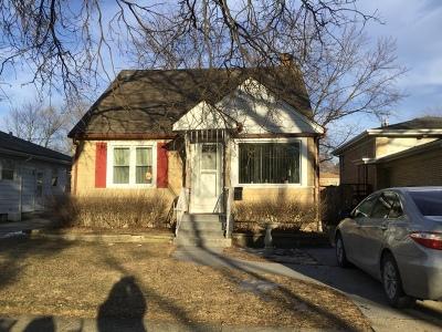 Wilmette Single Family Home New: 514 Leamington Avenue