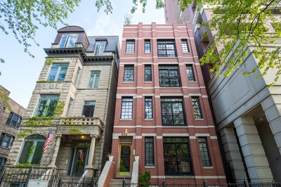 Condo/Townhouse New: 842 West Grace Street #2