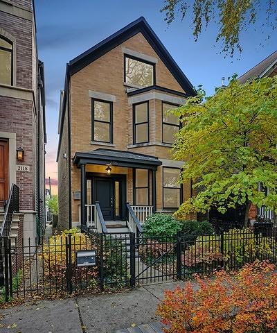 Roscoe Village Single Family Home For Sale: 2116 West Melrose Street