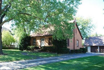 Palatine Single Family Home New: 948 South Plum Grove Road