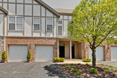 Lake Zurich Condo/Townhouse For Sale: 240 Rosehall Drive #260