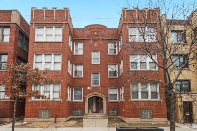 Andersonville Multi Family Home For Sale: 5793-95 North Ridge Avenue