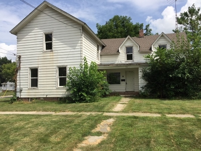 Sycamore Multi Family Home For Sale: 130 West High Street