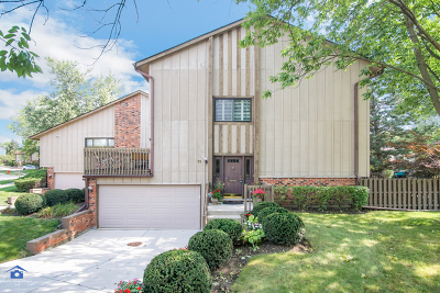 Willowbrook IL Condo/Townhouse New: $375,000