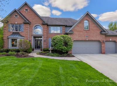 Single Family Home New: 1712 Robert Lane