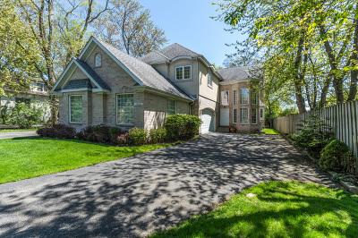 Glenview Rental For Rent: 1833 Monroe Avenue #A