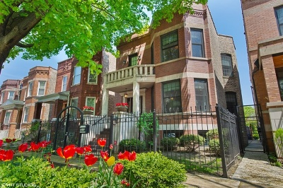 Roscoe Village Single Family Home For Sale: 3513 North Claremont Avenue