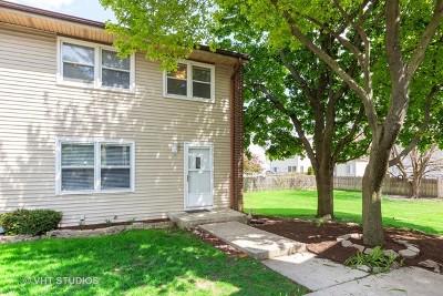 Plainfield Condo/Townhouse For Sale: 8 Dan Ireland Drive #8