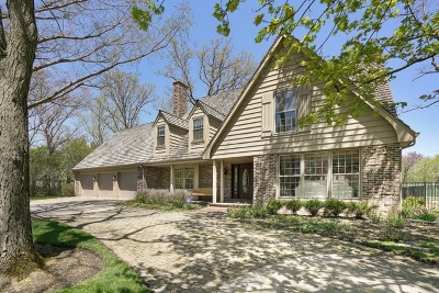 Lake Forest Single Family Home For Sale: 1675 Surrey Lane