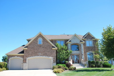 St. Charles Single Family Home New: 5n815 West Sunset Views Drive