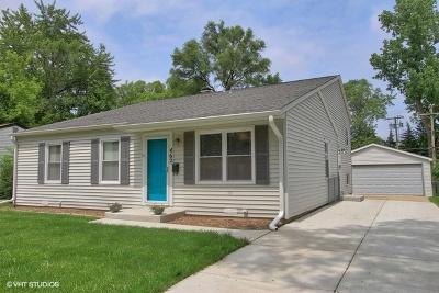 Buffalo Grove Single Family Home For Sale: 462 St Marys Parkway