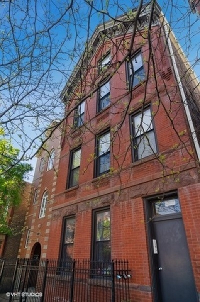 Condo/Townhouse New: 1718 North Ashland Avenue #1R