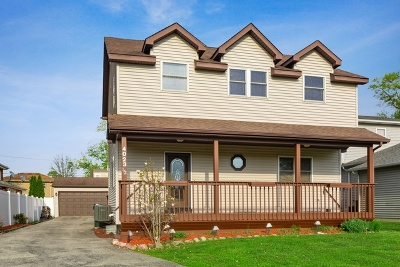 Westmont Single Family Home New: 4023 1/2 N Grant Street