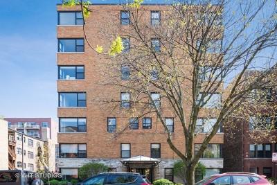 Condo/Townhouse New: 525 West Aldine Avenue #104