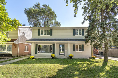 Skokie Single Family Home New: 3811 Wright Terrace