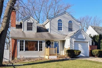 Elmhurst Single Family Home For Sale: 326 South Hagans Avenue