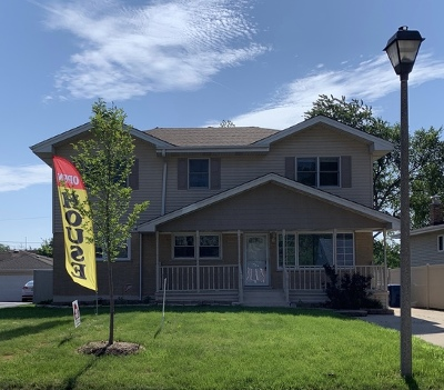 Elmhurst Single Family Home For Sale: 673 North Howard Avenue