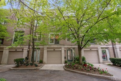 Chicago Condo/Townhouse New: 2720 North Southport Avenue #A