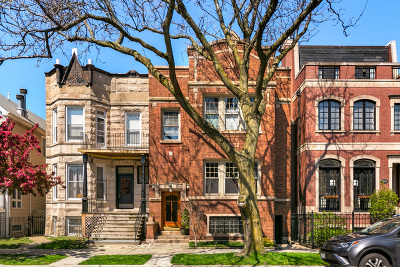 Chicago Single Family Home New: 3834 North Lakewood Avenue