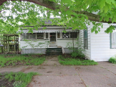 Single Family Home For Sale: 1301 North Morris Avenue