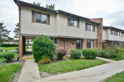 Downers Grove Condo/Townhouse Re-Activated: 7354 Winthrop Way #8