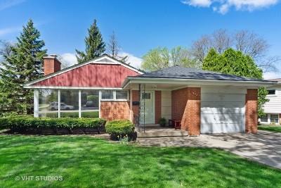 Western Springs Single Family Home New: 5428 Caroline Avenue