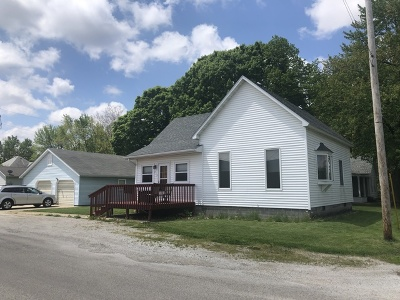 Farmer City Single Family Home For Sale: 117 North William Street