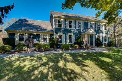 West Dundee Single Family Home New: 35w522 Miller Road