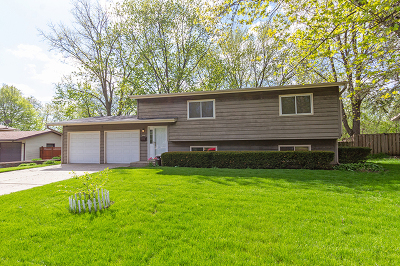 Crystal Lake Single Family Home For Sale: 968 Coventry Lane