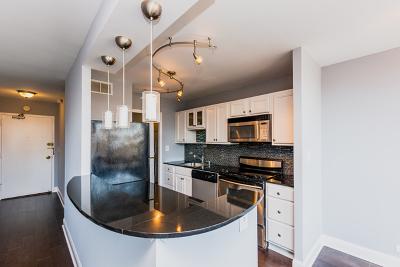 Condo/Townhouse For Sale: 1355 North Sandburg Terrace #1706