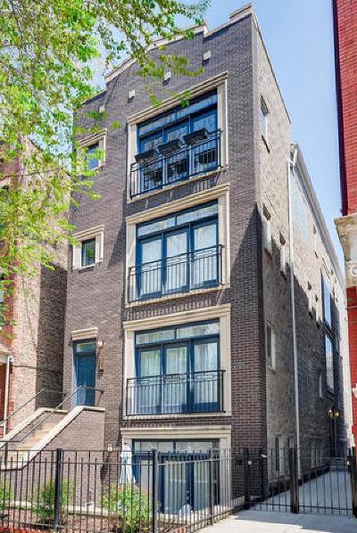 Condo/Townhouse For Sale: 817 North Winchester Avenue #3