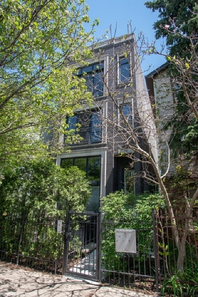 Chicago Condo/Townhouse New: 909 North Honore Street #3