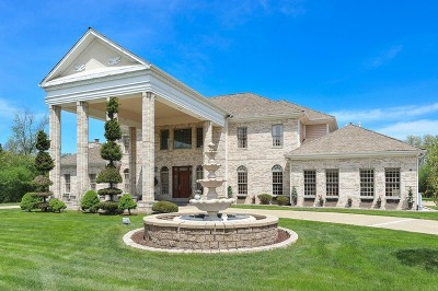 Du Page County Single Family Home New: 406 Oak Brook Road