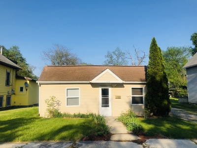 Joliet Single Family Home New: 102 Meda Avenue